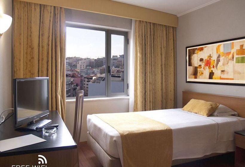 Habitación Hotel 3K Madrid Lisboa