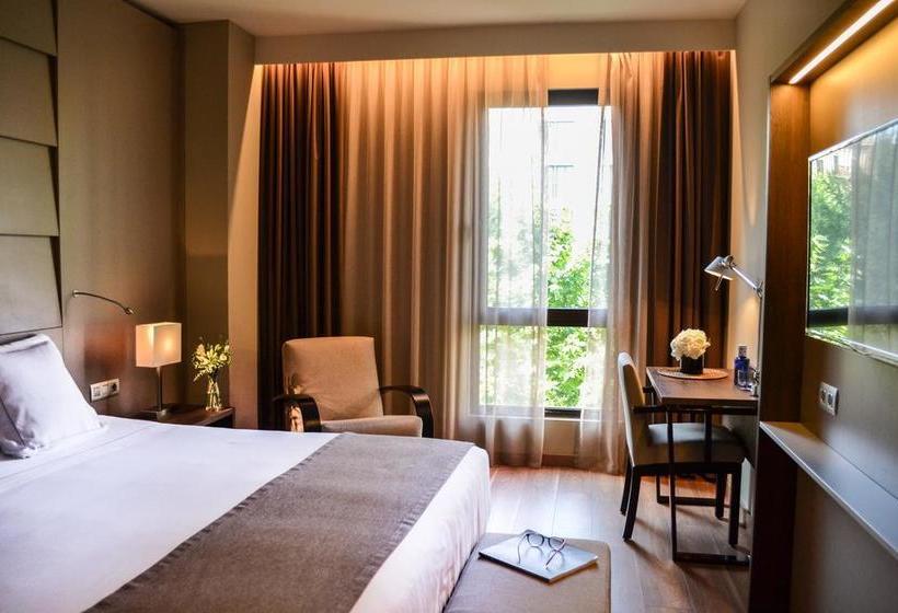 Habitación Hotel America Barcelona