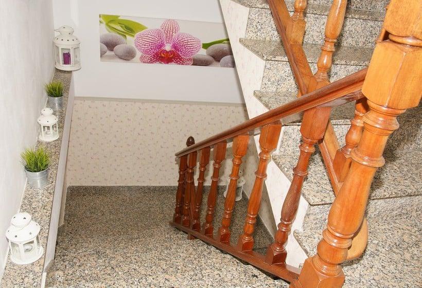 Zonas comunes Hotel Ancora Finisterre