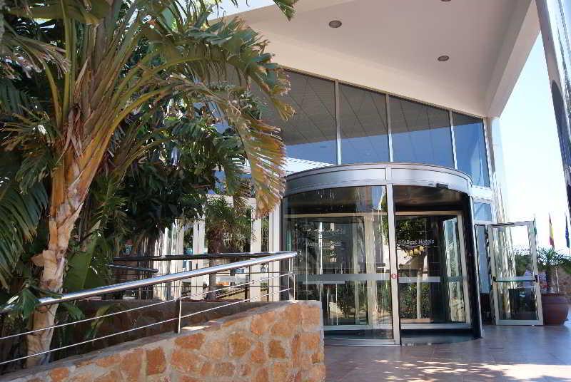 Exterior Hotel Best Oasis Tropical Mojácar