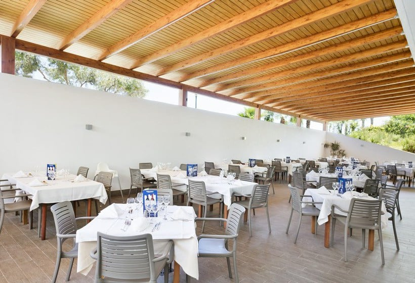 Restaurante Hotel Best Oasis Tropical Mojácar