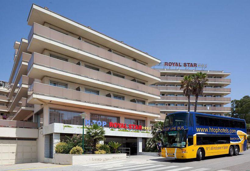 Exterior Hotel H Top Royal Star & Spa Lloret de Mar