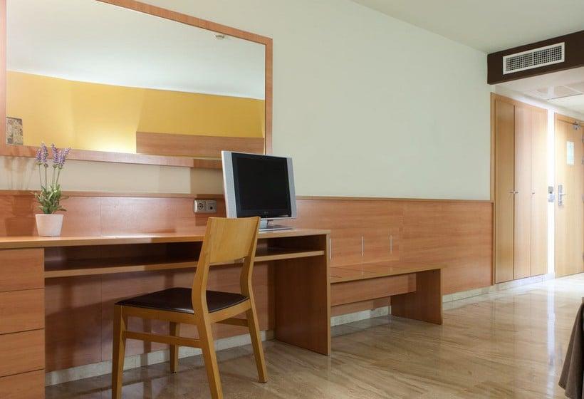 Habitación Hotel Sb Express Tarragona