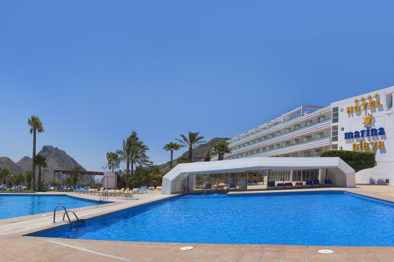 hoteles alicante playa pension completa