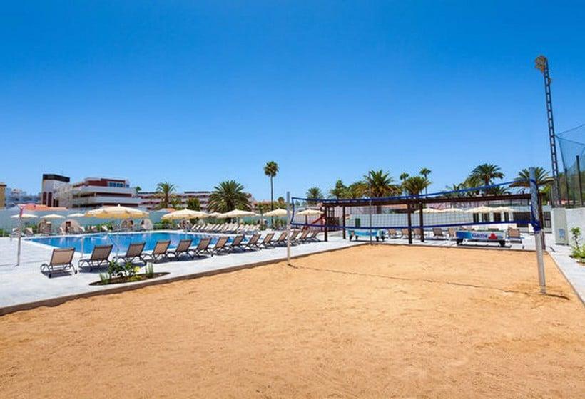 Instalaciones deportivas Sol Barbacán Playa del Inglés