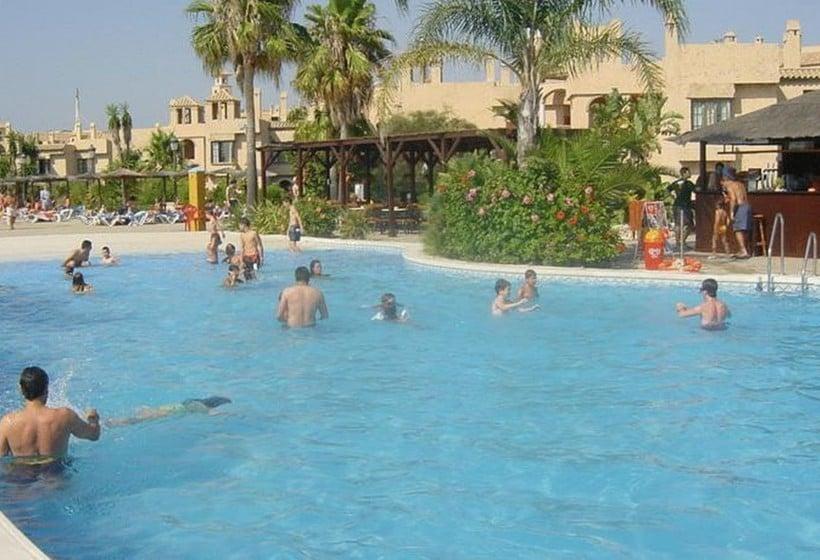 hotel apartamentos bahia sur en san fernando destinia