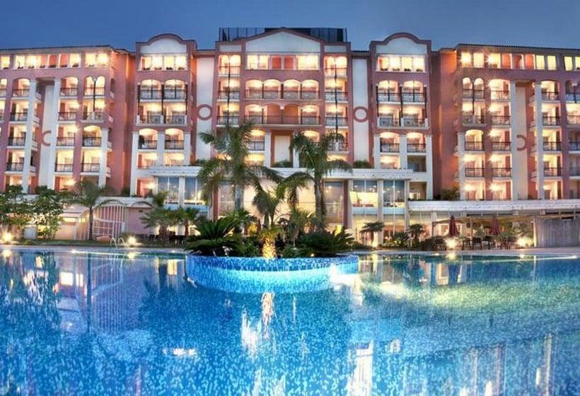 hoteles alicante sur