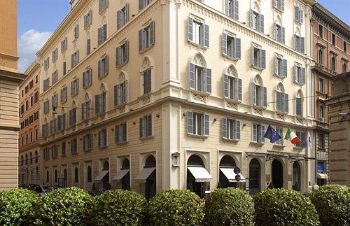 hotel empire palace en roma desde 38 destinia. Black Bedroom Furniture Sets. Home Design Ideas