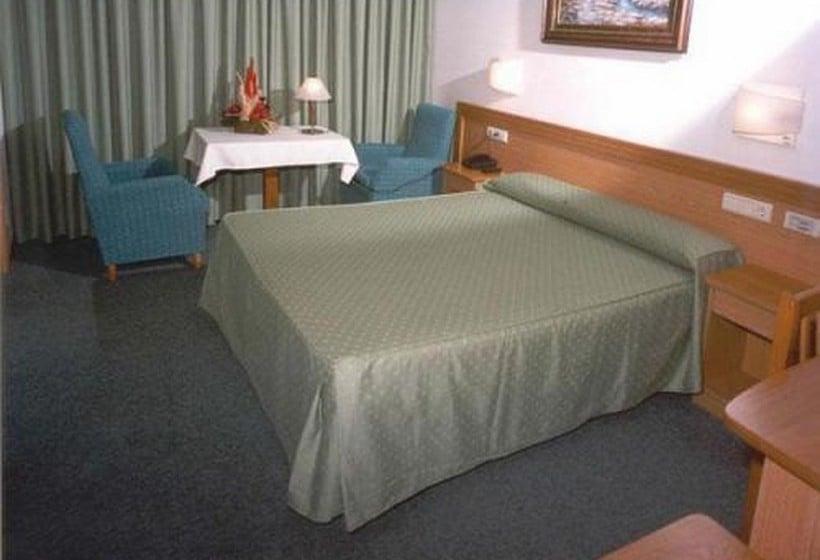 Habitación Hotel San Vicente Santiago de Compostela