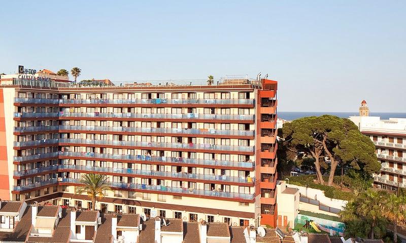 Exterior Hotel H Top Calella Palace & Spa