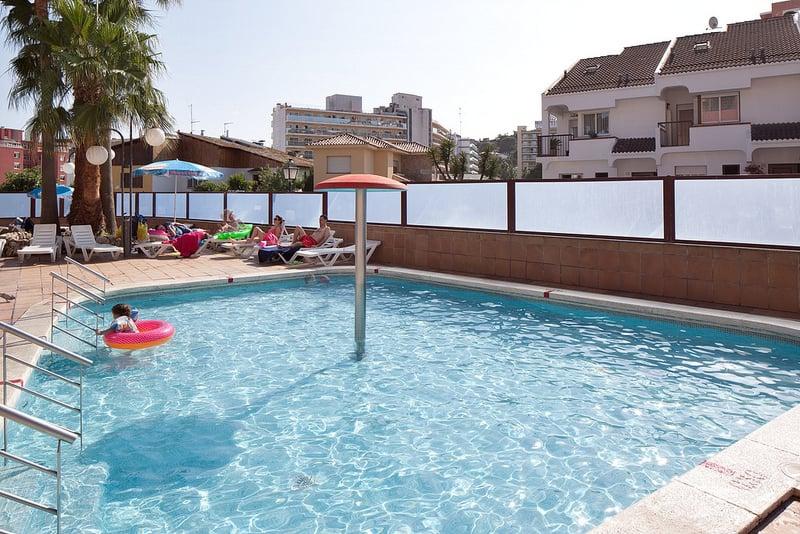 Piscina Hotel H Top Calella Palace & Spa
