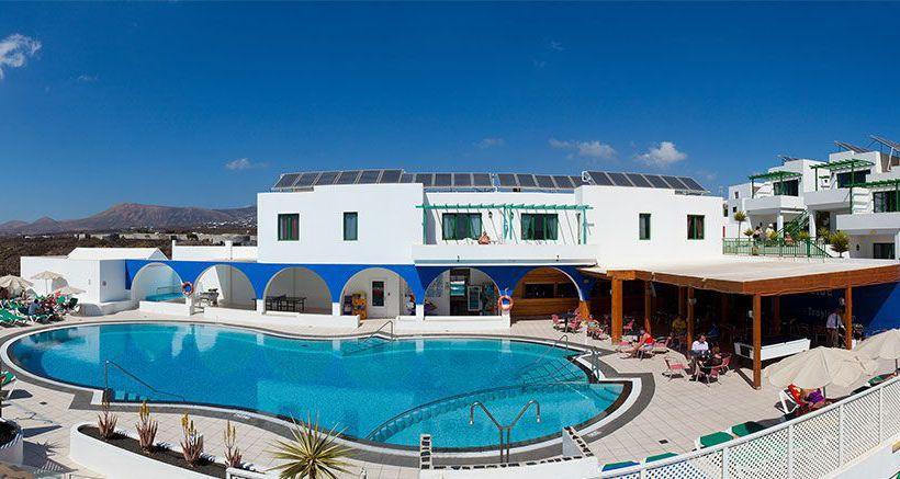 Hotel blue sea los fiscos en puerto del carmen destinia - Hoteles en puerto del carmen ...
