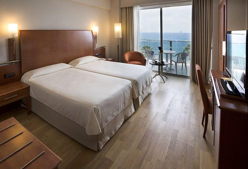 Habitación Hotel Bull Reina Isabel Las Palmas de Gran Canaria