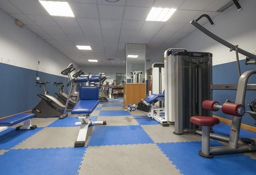 Instalaciones deportivas Hotel Best Benalmádena