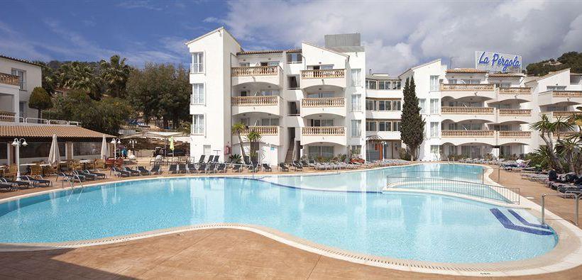 Aparthotel La Pérgola en Port d'Andratx | Destinia