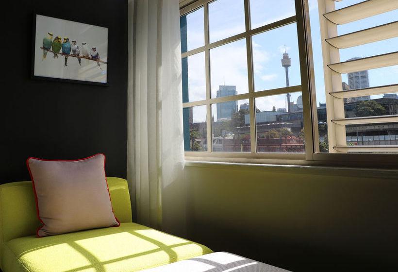 Blue Sydney A Taj Hotel