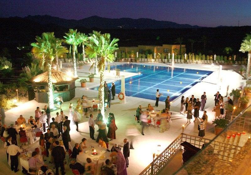 Piscina Valle del Este Golf Resort  Vera