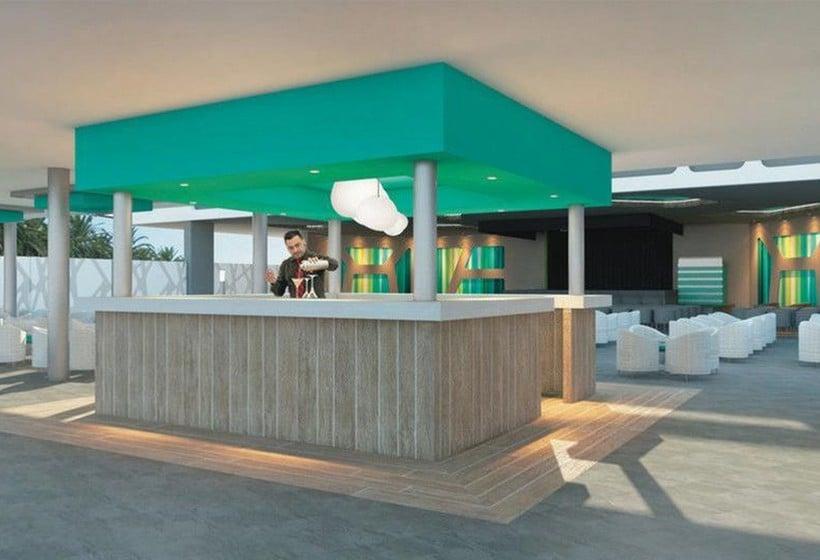 Cafetería ClubHotel Riu Papayas Playa del Inglés