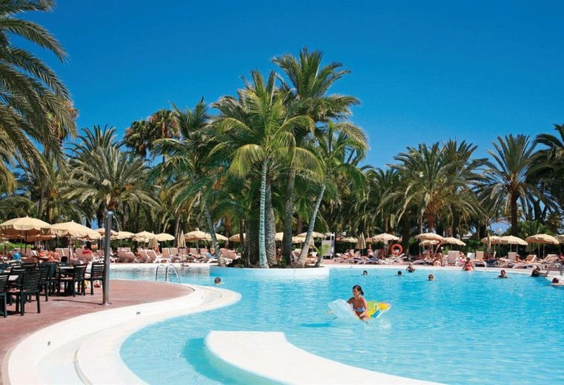 Piscina ClubHotel Riu Papayas Playa del Inglés