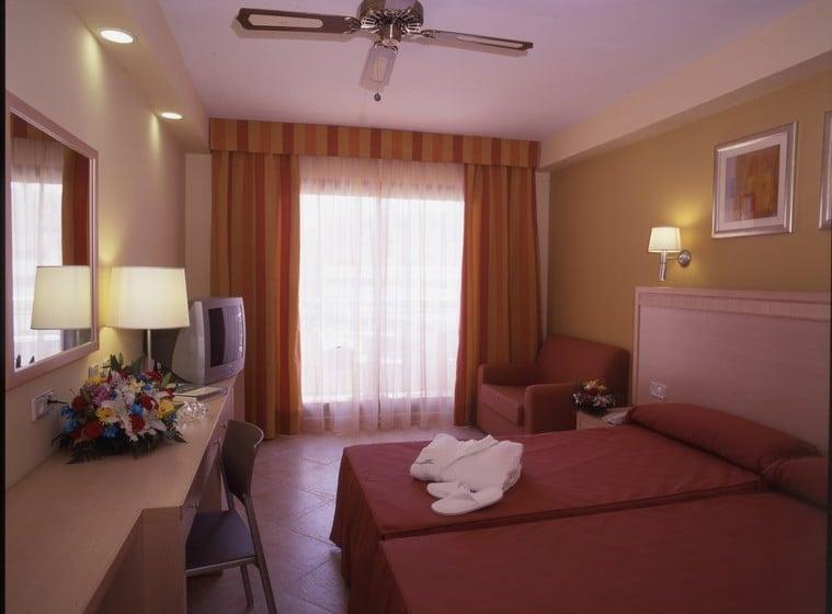 Habitación Hotel Fenix Family Roquetas de Mar