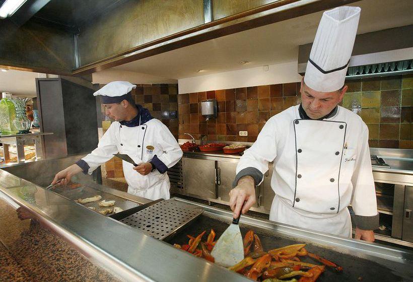 Ресторан Hipotels Mediterraneo - Adults Only Sa Coma