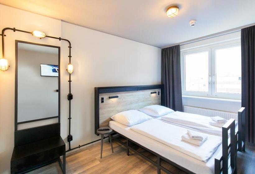 A&O Berlin Mitte Hotel & Hostel en Berlín | Destinia
