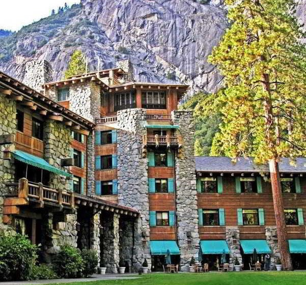 The Ahwahnee Hotel, Yosemite National Park: The Best