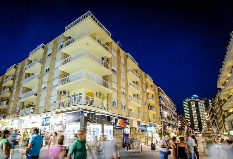 Exterior Apartamentos Avenida Benidorm