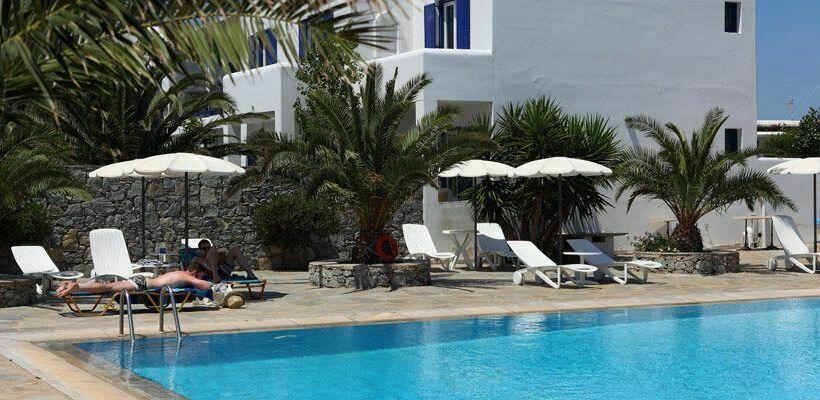 Hotel New Aeolos Míkonos