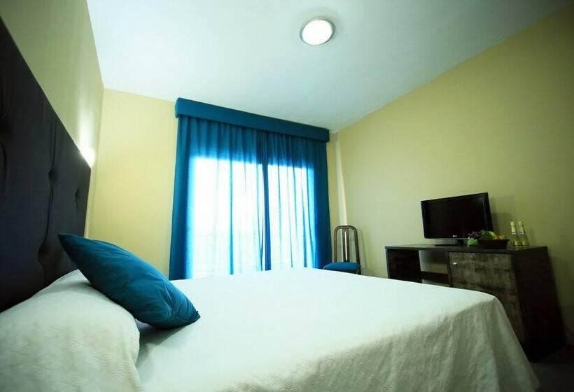 Habitación Hotel Aeropuerto Sur San Isidro