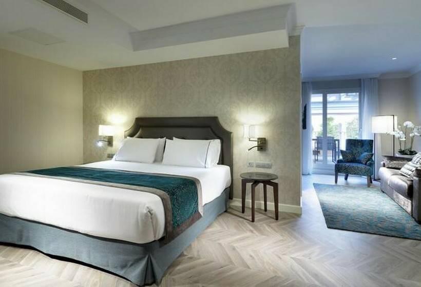 Hotel eurostars casa de la l rica en madrid destinia - Hotel casa espana villaviciosa ...
