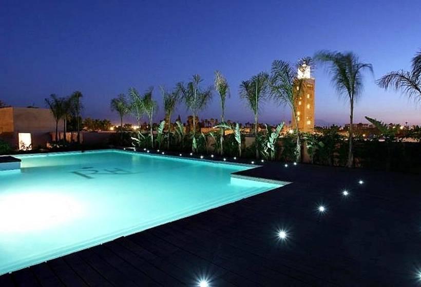 hotel les jardins de la koutoubia en marrakech destinia. Black Bedroom Furniture Sets. Home Design Ideas