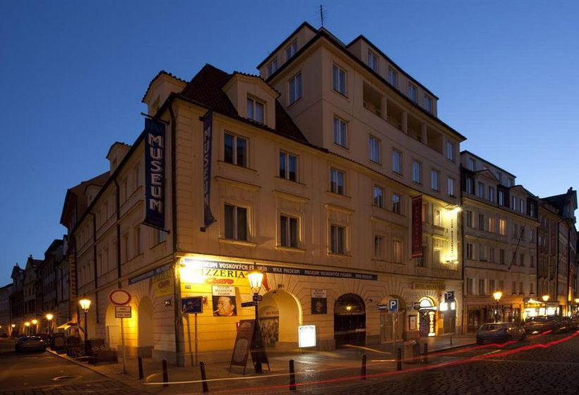 Hotel melantrich garni praha en praga destinia for Hoteles en praga