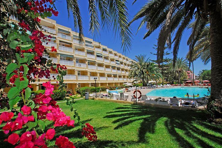 Apartamentos jardin del atlantico en playa del ingl s for Apartamentos jardin del atlantico gran canaria