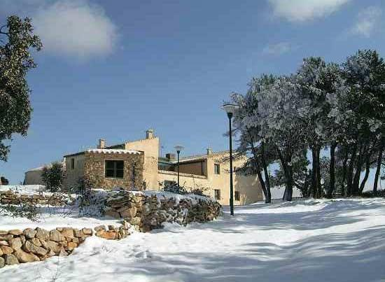 Hotel Pou De La Neu Jijona The Best Offers With Destinia