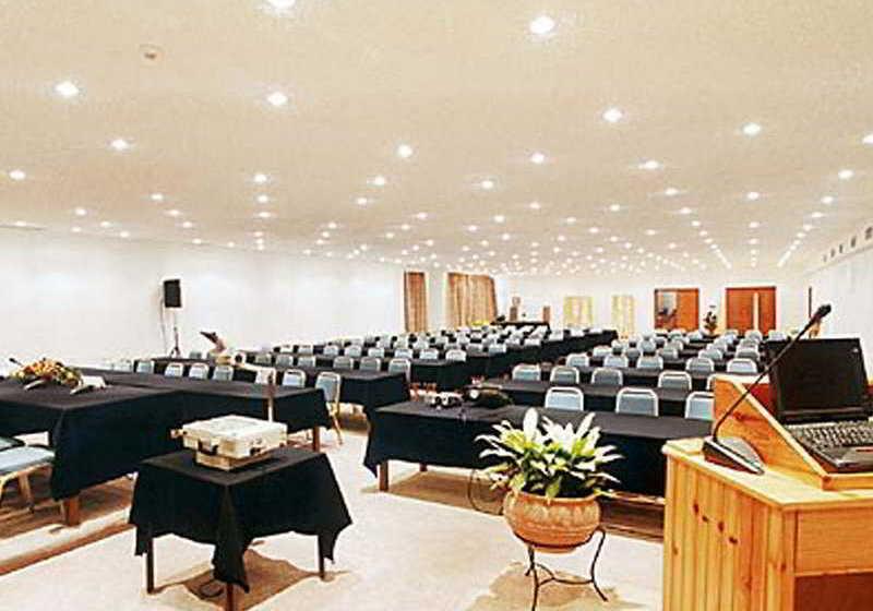 قاعات مؤتمرات
