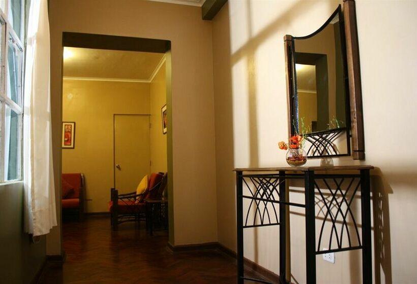 Hotel Suites Larco 656 Lima