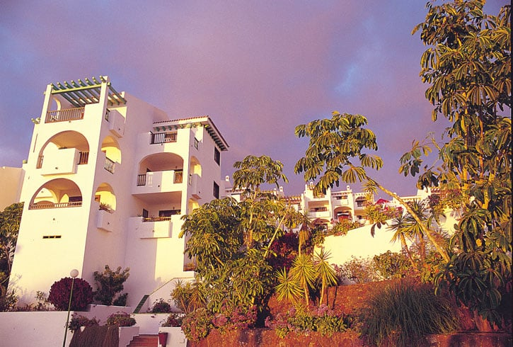 Blue Sea Apartamentos Callao Garden Callao Salvaje