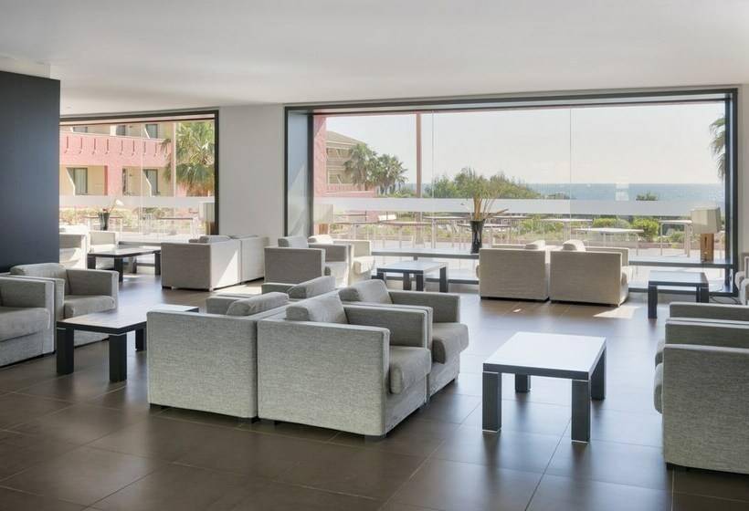 Zonas comunes Hotel Ilunion Calas de Conil Conil de la Frontera