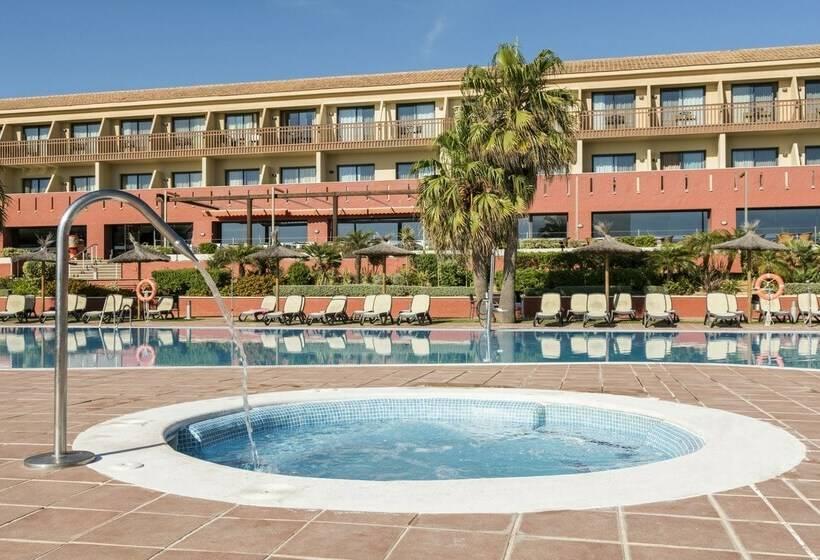 Piscina Hotel Ilunion Calas de Conil Conil de la Frontera
