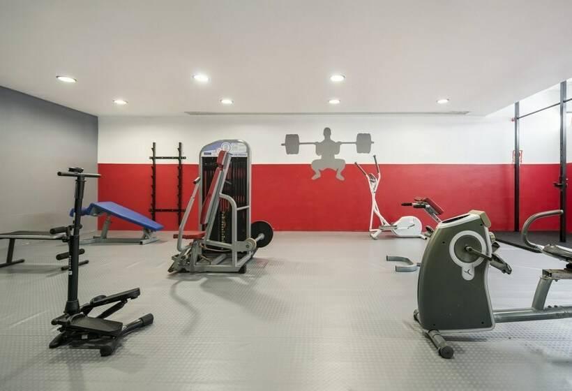 Instalaciones deportivas Hotel Ilunion Calas de Conil Conil de la Frontera