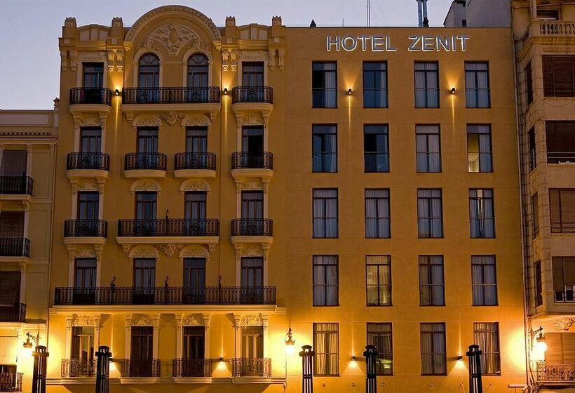 Hotel Zenit Valencia En Valencia Desde 35 Destinia