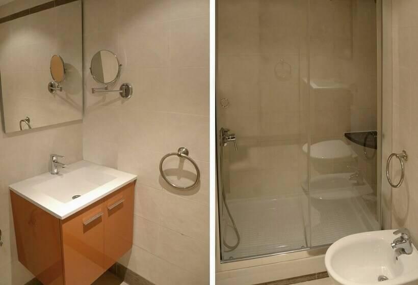 Cuarto de baño Apartamentos Marina D'Or Segunda Línea Oropesa del Mar