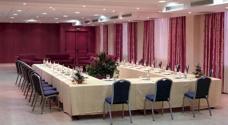 Salas de reuniones Hotel Peñíscola Plaza Suites
