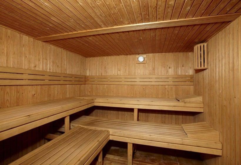 Wellness Apartamentos Ibersol Spa Aqquaria Salou