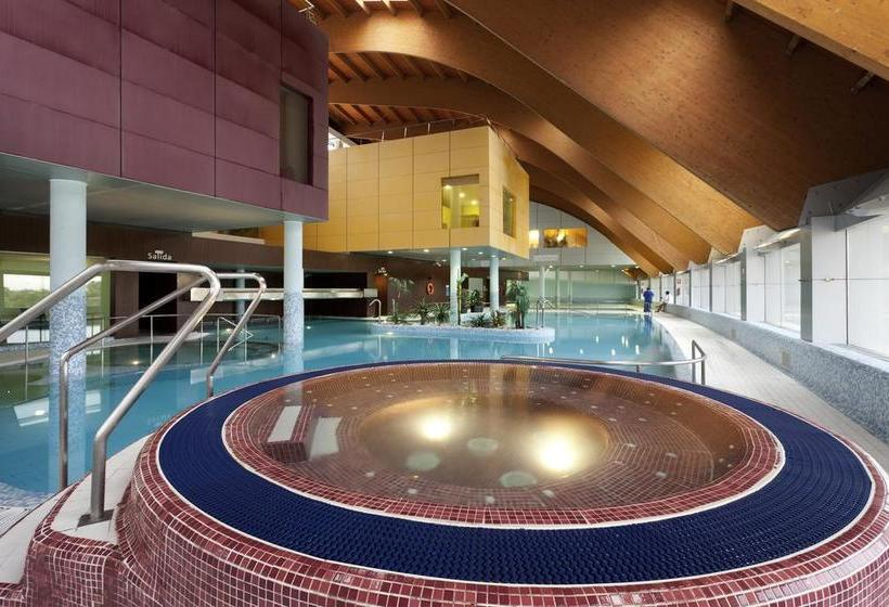 Hotel thalasia costa de murcia en san pedro del pinatar - Spa san pedro del pinatar ...
