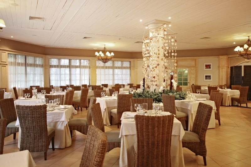 Restaurante Hotel Grand Bahia Principe La Romana