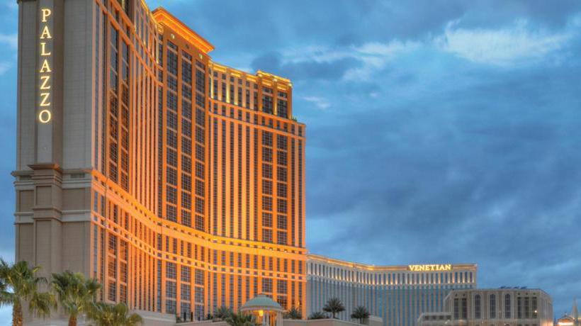 Exterior Hotel Intercontinental The Palazzo Las Vegas