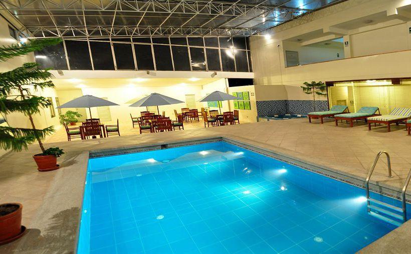 Hotel costa del sol cajamarca en cajamarca destinia for Hoteles baratos en sevilla con piscina