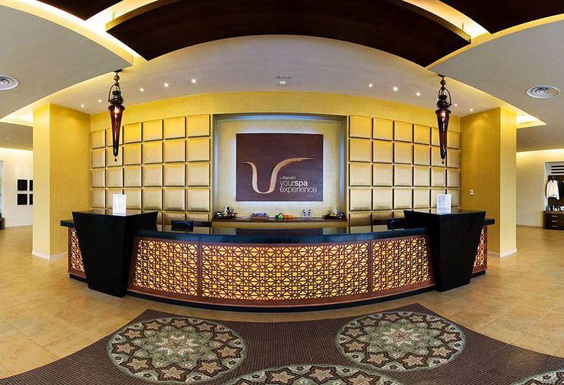 Recepción Hotel Barceló Bávaro Palace Deluxe